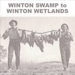 Book cover Winton Swamp to Winton Wetlands